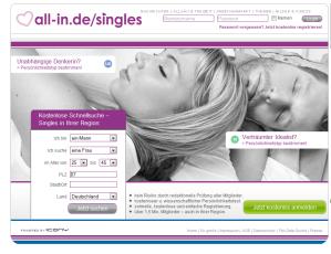 Regionale Singlebörsen - Singlebörsen-Finder.de