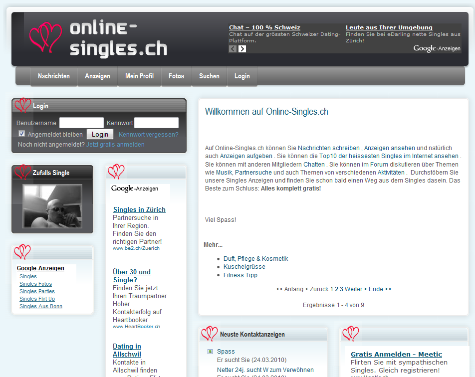 Flirt singles kostenlos Multimedia & Technik -