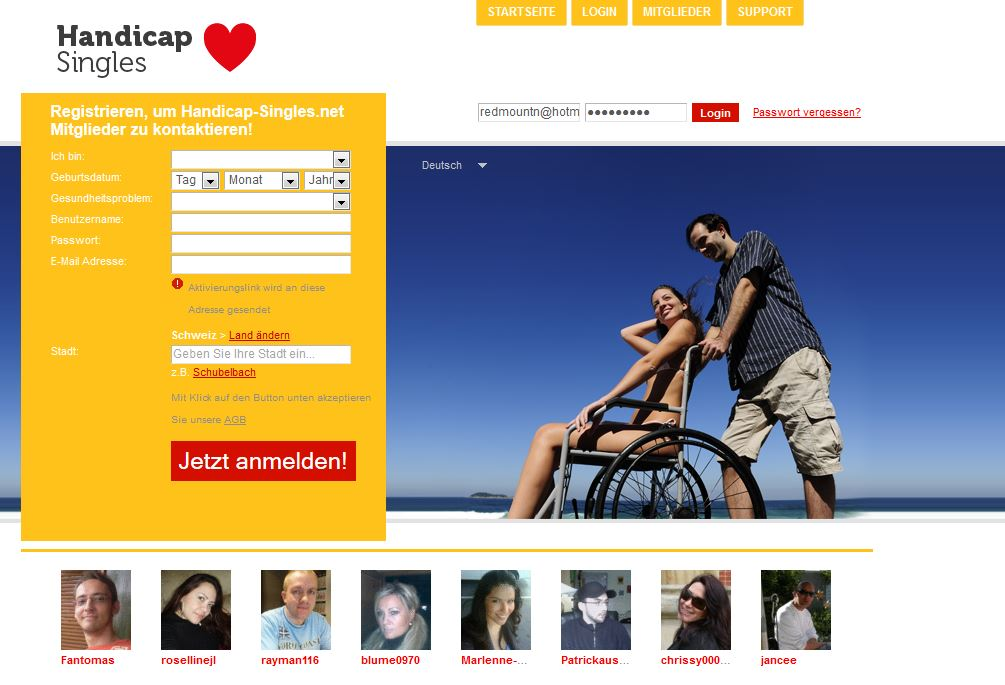 Kostenlose dating-sites für singles in europa